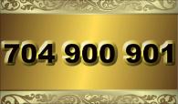 zlaté  číslo - 704 900 901 www.extracisla.cz