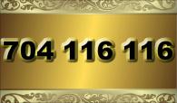 zlaté  číslo - 704 116 116 www.extracisla.cz