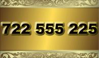zlaté  číslo - 722 555 225  -  O2 www.extracisla.cz