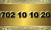 zlaté  číslo - 702 10 10 20  www.extracisla.cz
