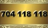zlaté  číslo - 704 118 118  www.extracisla.cz