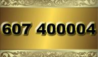 zlaté  číslo - 607 400004   O2  www.extracisla.cz